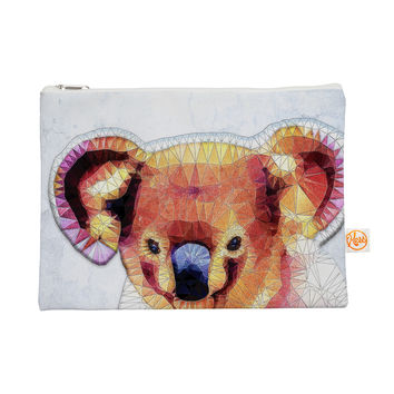 "Ancello ""Cute Koala"" Orange Pink Everything Bag"