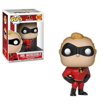 Mr. Incredible Funko Pop! Disney Incredibles 2