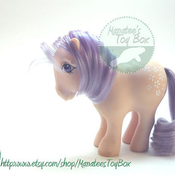 Vintage My Little Pony: Blossom 80s Toy