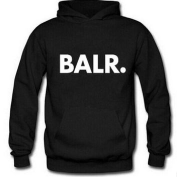 DCCKR2 With a cotton sweater  fashion for men and women BALR
