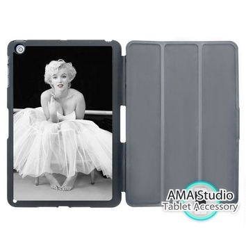 Marilyn Monroe White Dress Cover Case For Apple iPad Mini 1 2 3 4 Air Pro 9.7 10.5 12.9 2016 2017 a1822 New