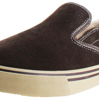 Crevo Boone Dock Men's Sherpa Lined Slip On Sneakers Shoes