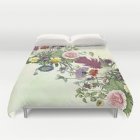Plucked at random . Duvet Cover by Anipani