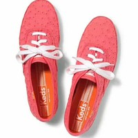 keds Oxford Lace-Up Sneakers pink H-G-JGYF
