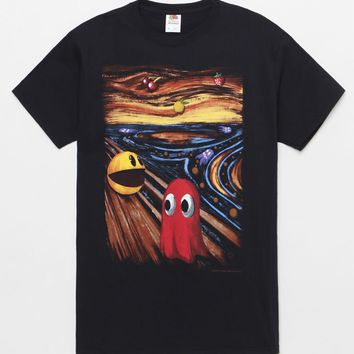 Pac-Man Horror T-Shirt at PacSun.com