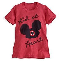 The Mickey Mouse Club Mouseketeer Tee for Women | Disney Store