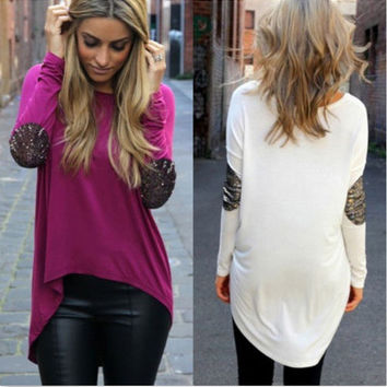 Hot Sale Strong Character Long Sleeve T-shirts [8973620742]
