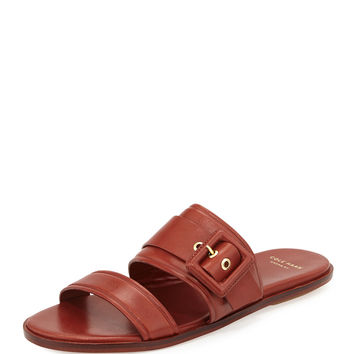 Amavia Double-Band Sandal, Sequoia - Cole Haan