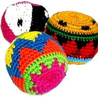 Assorted Deluxe Hacky Sack