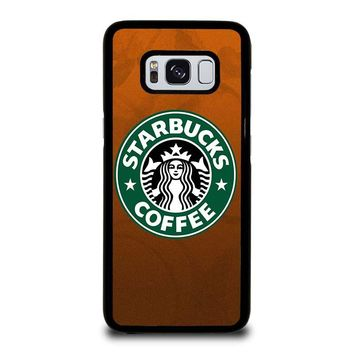 STARBUCKS Samsung Galaxy S8 Case Cover