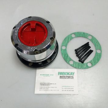 1 Pc x For SSANGYONG Korando II Musso SUV Rexton TD Musso Pick Up Locking hubs FREE Wheel hub B035HP AVM450HP