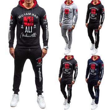 Hats Pullover Hoodies Winter Pants Set [10684405891]