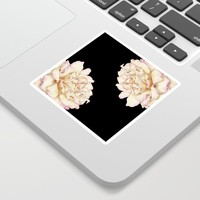 Roses - Lights the Dark Sticker by drawingsbylam