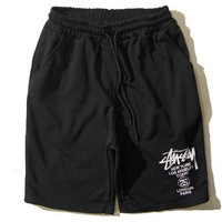 Stussy Fashion Casual Sport Shorts