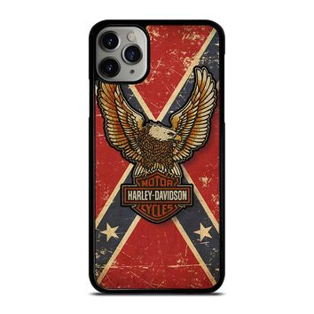 HARLEY DAVIDSON CONFEDERATE STATE iPhone Case Cover