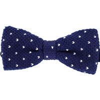 Tok Tok Designs Pre-Tied Bow Tie for Men & Teenagers (B265, Knitted)