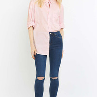 Urban Renewal Vintage Originals Pink Oxford Shirt - Urban Outfitters