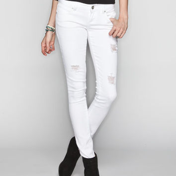 Rsq Ibiza Womens Skinny Jeans White  In Sizes