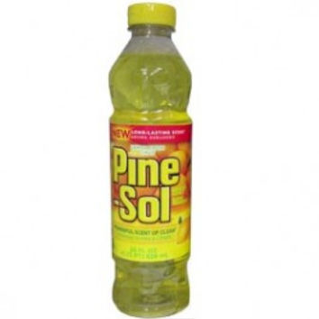 Pine-Sol 40187 28-Ounce Cleaner with Lemon Fresh Scent