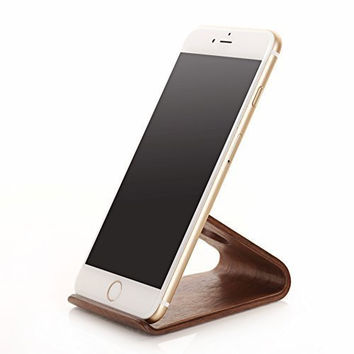 Samdi New Wooden Cell Phone Stand or Cell Phone Holder