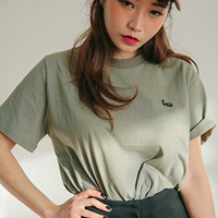 BOSS Embroidery T-Shirt