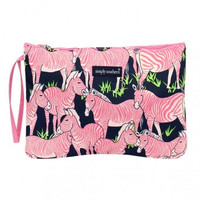Zebra - ZBR - Brush Bag - Simply Southern
