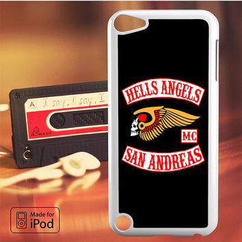 Hells Angels San Andreas iPod Touch 4 iPod Touch 5 iPod Touch 6 Case