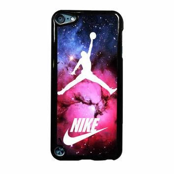 Nike Jordan Basketball Nebula iPod Touch 5th Generation Case