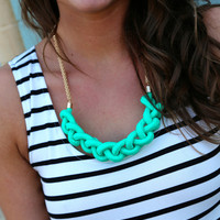End Of The Rope {Necklace}