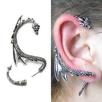 Mystical Dragon Ear Wrap