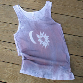 Tank Top Sun & Moon XLarge