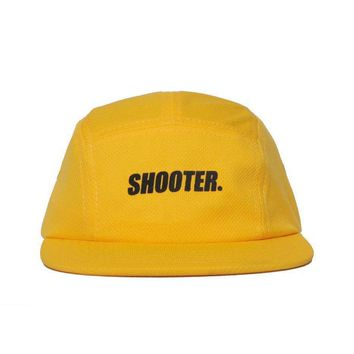 Shooter 5 panel hat