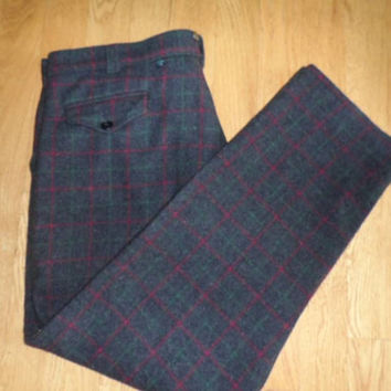 Codet Woodsman Hunting Outdoor Wool Pants