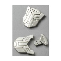 Transformer Autobot Metal USB Flash Memory Drive 16GB