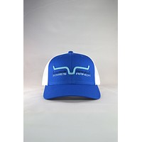 Kimes Ranch Shadow Trucker - Royal/White