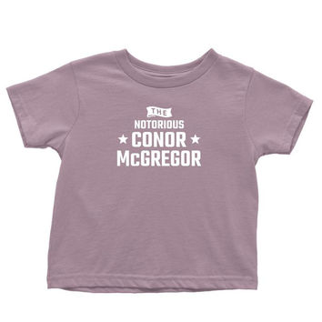 The Notorious Toddler T-shirt