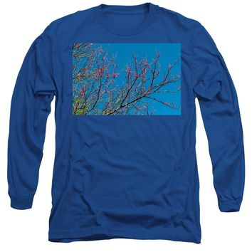 Tennessee Red Bud - Long Sleeve T-Shirt