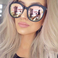 PREORDER! Oversize Cat Eye Sunglasses- Multiple Colors