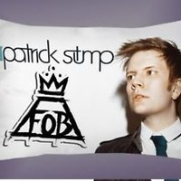 Top Patrick Stump Fall Out Boy Best Pillow Case 16 x 24 20 x 26 2 Side Cover