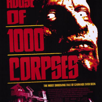 House of 1000 Corpses 11x17 Movie Poster (2003)
