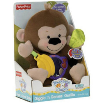 Fisher-Price Activity Plush Gorilla