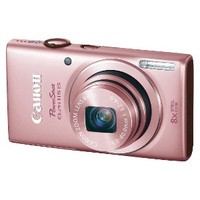 Canon PowerShot Elph 115 IS 16MP Digital Camera with 8x Optical Zoom