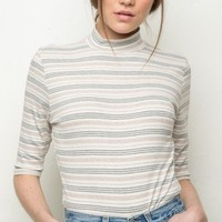 AVILA TURTLENECK BODYSUIT
