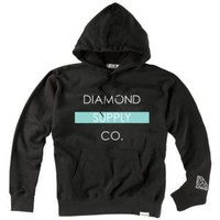 Diamond Supply Co Bar Pullover Sweatshirt - Men's at CCS