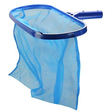 Standard Deep-Bag Swimming Pool Leaf Rake Head - Fits Most Poles