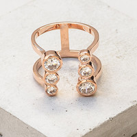 Floating Ring - Rose Gold