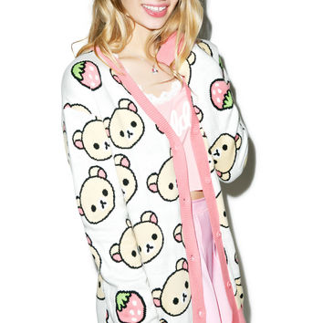 Japan L.A. Korilakkuma Cardigan Multi