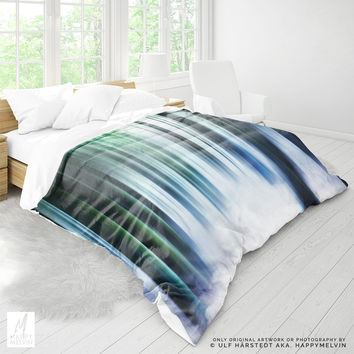 Colorful Nature Duvet Cover | Forest Art Bed Linen | Bohemian Bedding | Doona | Dorm Room Decor | Original | Home Decor | Bedroom | Gifts