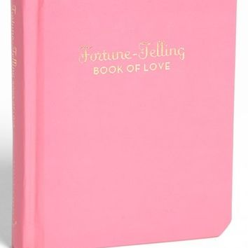 Junior Women's Fortune-Telling Book of Love - Pink