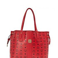 MCM Women's Reversible Shopper Tote  Fashion bags